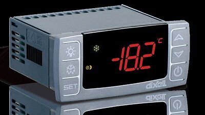 Dixell Xr04Cx Chiller Coolroom Fridge Digital Controller With Defrost Functions