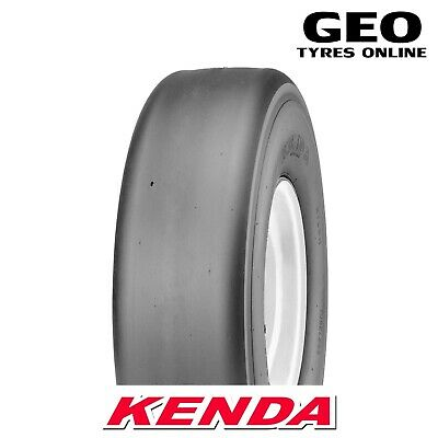 4.10/3.50-4 K404 (4 PLY) Kenda Smooth Tyre and Tube 410 X 4  / 350 X 4