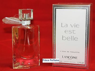 LANCOME LA VIE EST BELLE EDT VAPO NATURAL SPRAY - 100 ml
