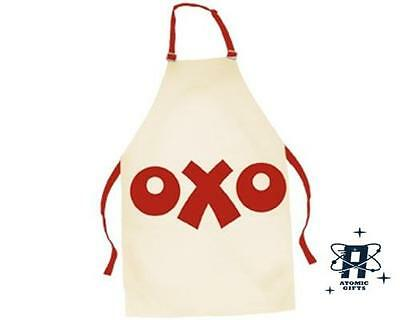 Vintage Retro Style Classic Oxo Design Cooking Apron Kitchen New With Tags