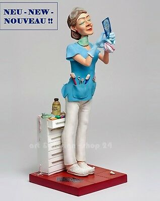 "GUILLERMO FORCHINO Professionals - ""LADY DENTIST"" - Figur - FO85534 NEU !!"