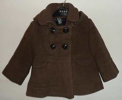 ZARA Kids girls coat jacket with hood 2 -3 years 98 cm