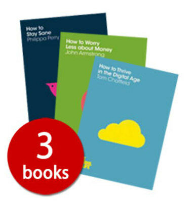 School of Life - How to... Collection - 3 Books
