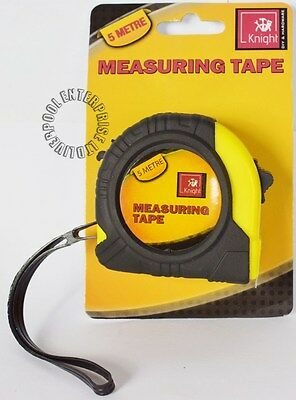 KIGHT 5m MEASURING TAPE WITH A  SIMPLISTIC DESIGN TO PRODUCE A TRUSTY DIY TOOL