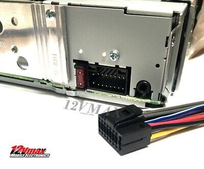 kenwood head unit wiring diagram kenwood image kenwood 16 pin head unit replacement wiring harness wiring on kenwood head unit wiring diagram