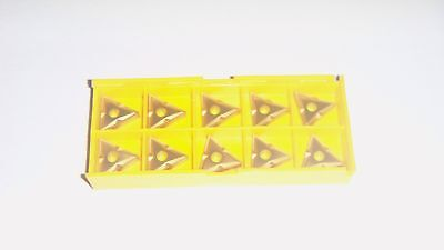 New 10Pcs Tnmp-323 Tin Coated  Carbide Inserts