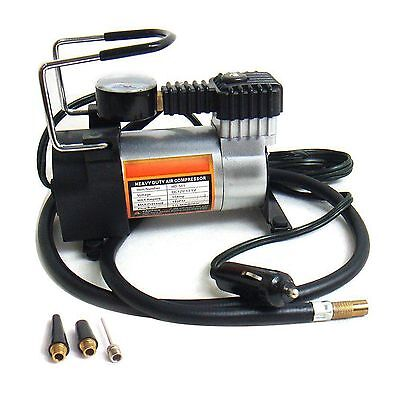 Tirol 12V 140PSI Pump Electric Portable Vehicle Air Compressor Tire Inflator