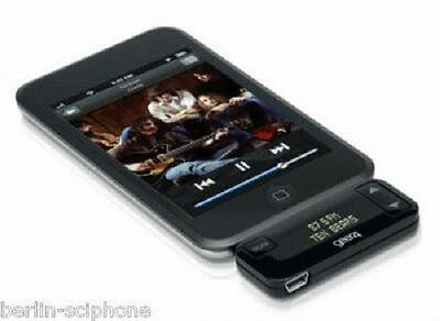 Gear4 Air Zone Follow Me FM Transmitter Apple iPhone 3 2G 3G 3GS 4 4S iPod Touch