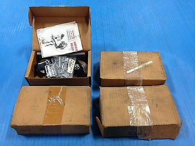 "Lot Of 4 New Aro 7703 Trolley 3"" To 10"" Beam (K5)"