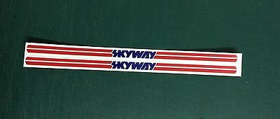 Skyway Crank Decal Sugino 400 Redline #5