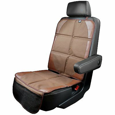 Baby Car Seat Cover Infant Back Protector Waterproof Kids Khomo Gear Brown