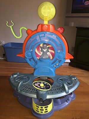 Fisher Price Planet Heroes Space Station-Solar Quarters