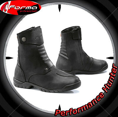 Bottes Chaussures Moto Forma Waterproof Touring Outdry Portofino Black Tg: 46
