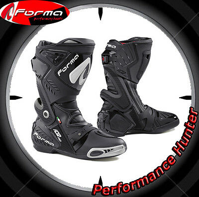 Bottes Chaussures Moto Forma Racing Ice Pro Black Tg: 39