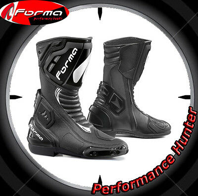 Bottes Chaussures Moto Forma Racing Freccia Black Tg: 44