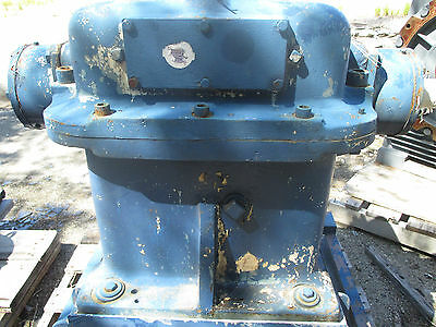 Do James 3 Shaft Bevel Right Angle Gear Reducer 1.1-1 Ratio Rated 600 Hp