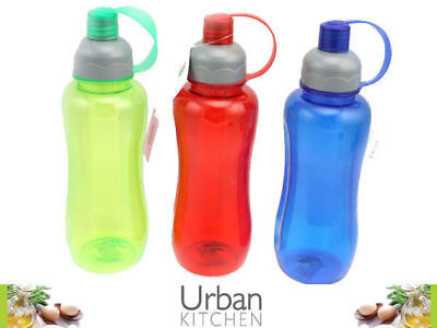 12 plastic water bottles 800ml with ice block bulk wholesale lot