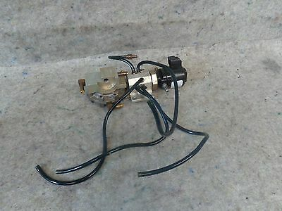 Evinrude, Johnson, #0439726, Oil Injection & Manifold, Oil Pump & Housing