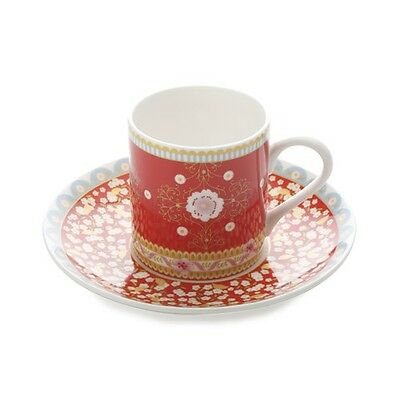 New Maxwell & Williams Cashmere Enchante Veronique Demi Cup & Saucer