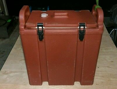 Cambro Insulated Soup Carrier Model# 350LCD Our#6