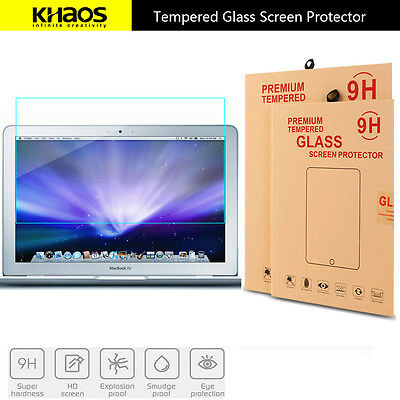 KHAOS Ballistic [Tempered Glass] Screen Protector For Apple Macbook Air 11''