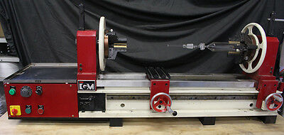 GLASSBLOWING LATHE - Brand new - variable speed - glass blowing