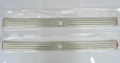Holden VT VX VY VZ Commodore Calais SS Front Sill Scuff Plates NEW GENUINE GM