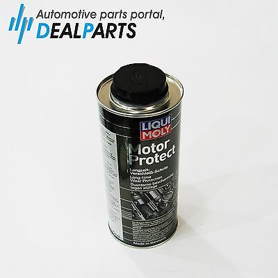 GENUINE Liqui Moly Motor Protect 500ml No.1018 Engine Oil Additive