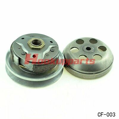 Secondary Pulley Drum Clutch For Honda Helix Cn250 Elite Ch250