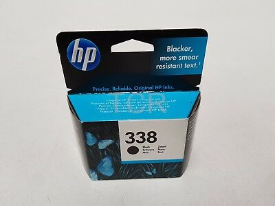 HP 338 Black Ink Cartridge Europe C8765EE