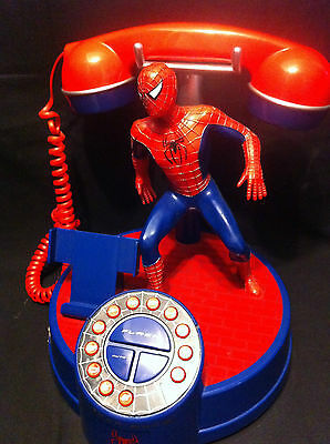2004 Spider-Man The Movie Telephone