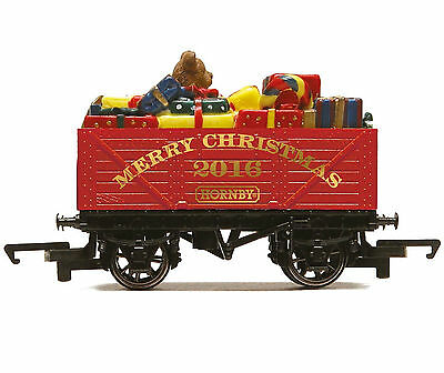 Hornby R6777 Christmas Wagon 2016 Limited Edition Brand New