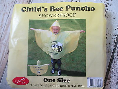 Childrens Ponchos various designs one size (L107 loc 216)