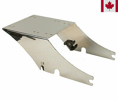 New Softail Trunk Mount Bracket For Harley Heritage Deluxe Fat Boy Tour Pak Pack
