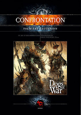 Dogs of War extension pour Confrontation 3 en Français Rackham