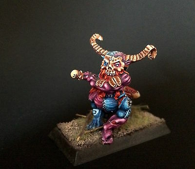 Painted table-top quality / Prowler / Mid-Nor / Confrontation / Rackham