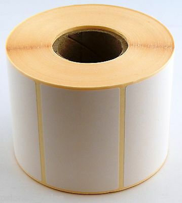 Thermal Transfer peelable adhesive roll labels (70 mm x 44 mm)