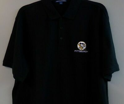 buy online 6df7f ff349 Pittsburgh Penguins Stanley Cup Edition Mens Polo Shirts S-6XL, LT-4XLT New