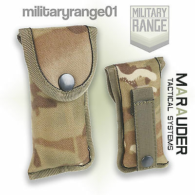 Marauder Military Knife Pouch - MOLLE - British Army MTP Multicam - UK Made