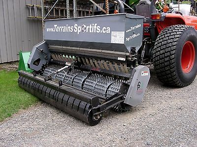 Aerator / Seeder FIRST PRODUCTS UA 80