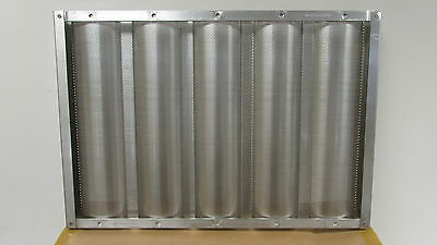 """6 FRENCH BREAD BAGUETTE BAKING PANS 18"""" X 26""""  NEW 9922519111 (Red Rack H)"""