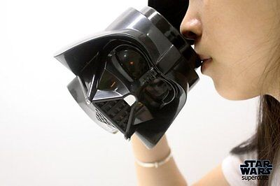 Star Wars Darth Vader 3D Helmet PVC Coffee Tea Mug Cup Ver.New