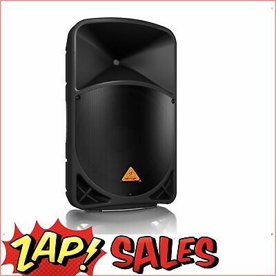 Behringer B115D Active 15 Inch 1000 Watt Bi-Amped DJ Karaoke Speaker