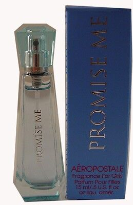 Aeropostale Promise Me Fragrance Perfume Spray for Girls Women 0.5 oz / 15 ml