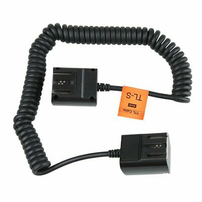 GODOX TL-S 3M Off Camera Flash speedlite TTL Sync Cable For Sony Camera