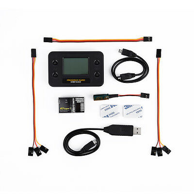 New Flight Controll Auto-hover For Fixed-wing FPV Full Set For EAGLE A3 Super II