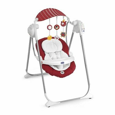 Chicco Altalena Polly Swing Up Colore Paprika