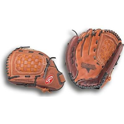 Olympia Sports BS396P 12.5 in. Rawlings Glove Left Handed