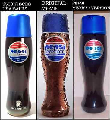 Pepsi Perfect Cinemex Mexico Exclusive Back To The Future Free Shipping To Us