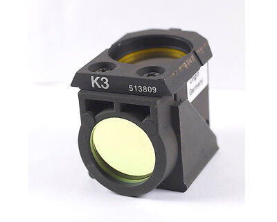 Leica Microsystems Cube Filter K3 for Fluorescence Microscope